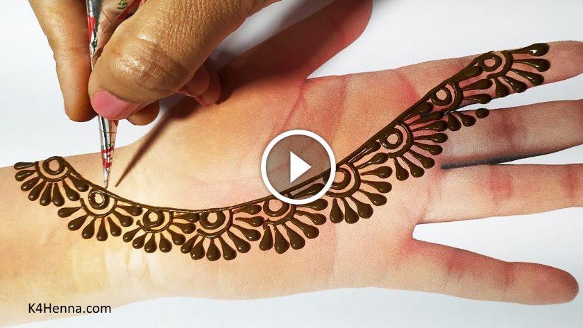 Jewellery Mehndi Designs Archives Kurti Blouse